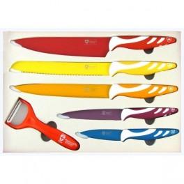 royalty line rl col5 set de couteaux de couleur 5 pi ces samdegrif. Black Bedroom Furniture Sets. Home Design Ideas